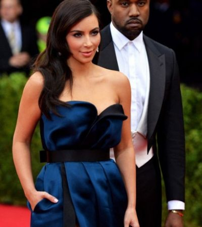 Kim and Kanye, David and Victoria Alicia and Ulma fashion photo's