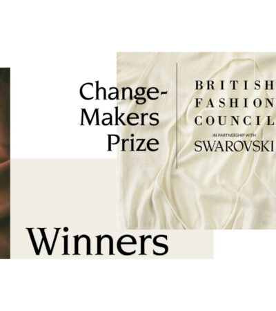BRITISH FASHION COUNCIL ANNOUNCES WINNERS OF BFC CHANGEMAKERS PRIZE IN PARTNERSHIP WITH SWAROVSKI