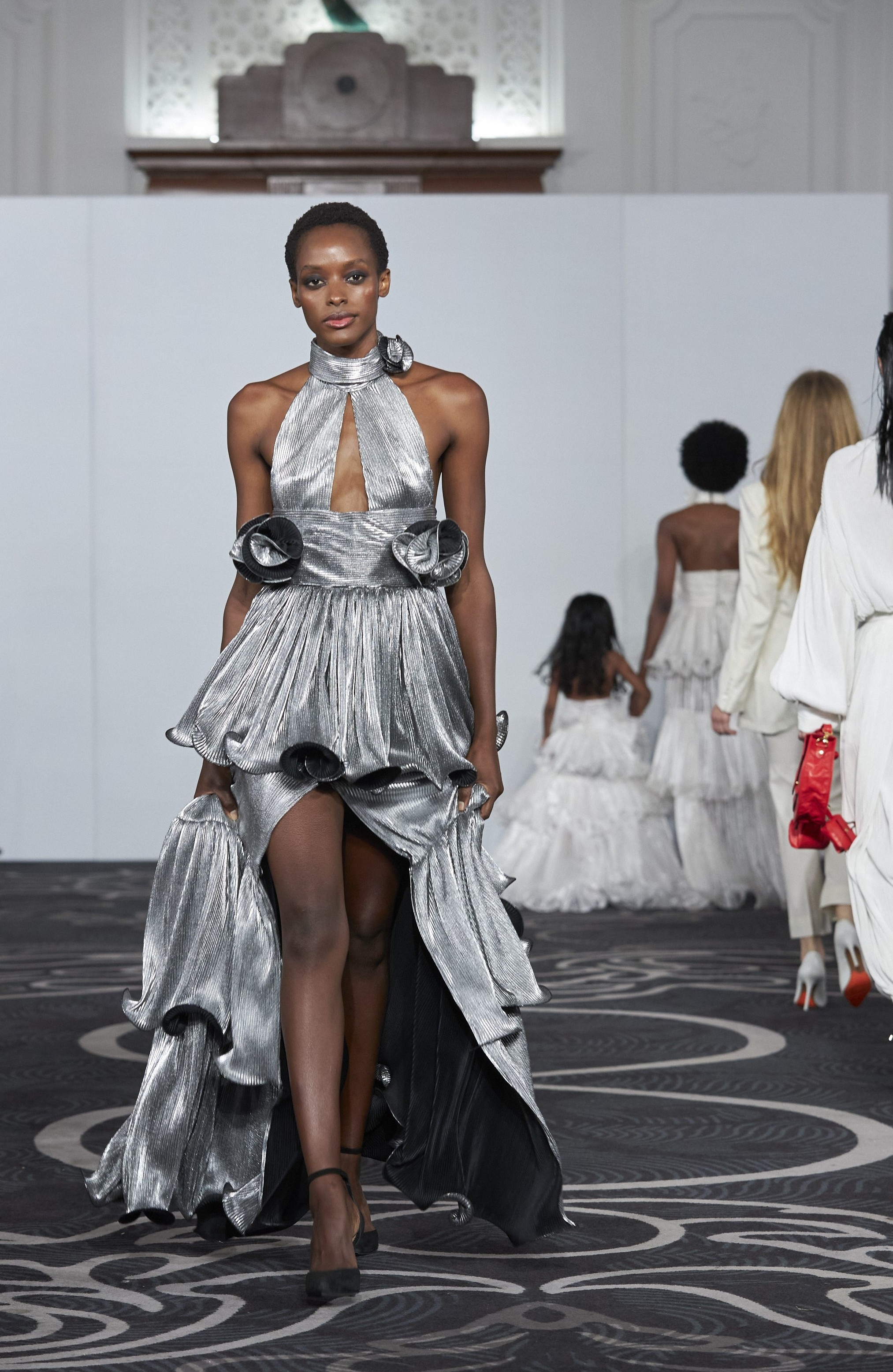Naeem Anthony launches his designer brand Helen Anthony with his  Spring/Summer 2022 collection