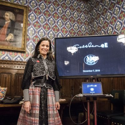 FreedomeE launches at The House of Lords